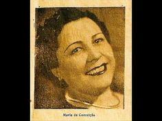 """Música original, aqui na voz da fadista Maria da Conceição, cuja letra foi censurada e posteriormente celebrizada na versão """"barco negro"""" de Amália Rodrigues..."""