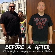 This man lost 165 pounds and regained an active happy life through gastric surgery with Dr. Bledsoe | Bariatric | Weight Loss | Health