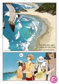 The Specific Heat Capacity of Love.  Lovely, tragic Manhua.