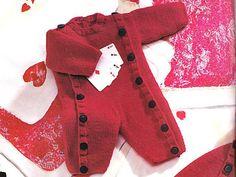 Örgü bebek yelek, hırka ve süveter modelleri-2