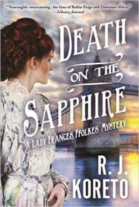 Review: Death on the Sapphire by R.J. Koreto