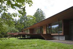 Casa em Hanareyama,Cortesia Kidosaki Architects Studio