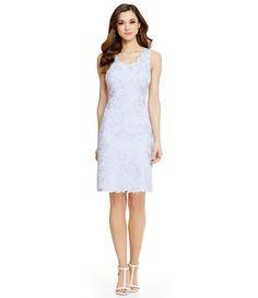 4406fa854b4 Antonio Melani Playing Favorites Aliyah Floral Embroidered Dress Daytime  Dresses