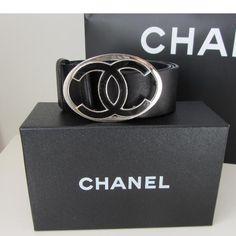 Tip: Chanel Belt (Black)