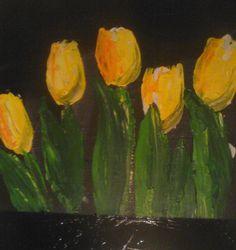 tulpen in meiner vase