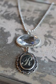 Just For Me Necklace by HaveFaithDesigns on Etsy