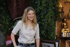 lea seydoux in midnight in paris - Google Search
