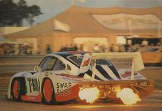 Porsche 953 race car... P953... This is air traffic control, you are clear for take off on runway 911...