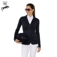 Spooks Show Jacket Change Your Collar in Navy - £234.99. This new Spooks Show Jacket is cut in a fitted feminine style, with an innovative collar design that can be removed by the zip fastening and replaced with another colour.
