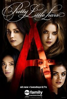 New #PLL Poster? We're obsessed!!!