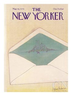 The New Yorker Cover - May 14, 1979 Poster Print by Eugène Mihaesco at the Condé Nast Collection