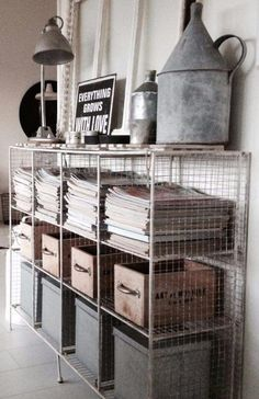 For more inspirations go to: www.vintageindustrialstyle.com #VintageIndustrial