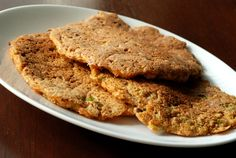 Spiced Red Lentil Pancakes Dairy Free Recipes, Vegetarian Recipes, Snack Recipes, Healthy Recipes, Gluten Free, Vegan Meals, Vegan Side Dishes, Vegan Burgers, Lunch Snacks