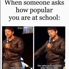 Misha is me, Misha is you, Misha is everyone...