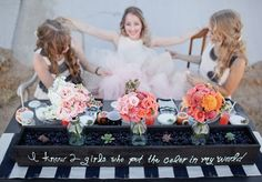 Bridesmaid breakfast party | Real Weddings and Parties | 100 Layer Cake