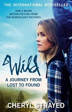 A great poster from the movie Wild! Reese Witherspoon stars as Cheryl Strayed on her soul-searching journey on the Pacific Crest Trail. 10 Film, Film 2015, Film Serie, Film Tips, Wild Cheryl Strayed, Streaming Movies, Hd Movies, Movies Online, Movies And Tv Shows