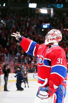 Carey Price • Montreal Canadiens