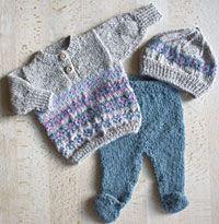 Foto af Fair-Isle til Baby-born