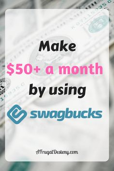 On any given day I can easily make a few bucks on Swagbucks.com right from my computer. It may not sound like much, but over time it really does add up! Let me show you how I do it! #money #makemoney #websites #moneymakingwebsites #moneymakingwebsite #frugal #cash #workfromhome #swagbucks