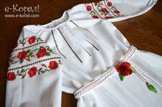8bea7f34303b38 Вишиванка дитяча - Вишита сукня