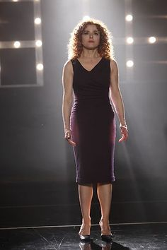 Bernadette Peters plays Ivy's mother, Leigh Conroy | #Smash