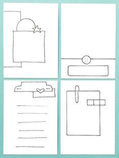 JenB_Aug_PLSketches by Citrus Twist Kits Media, via Flickr