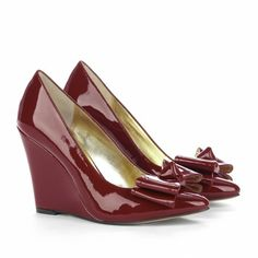 Sole Society - Pointed toe wedges - Katy