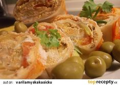 Baked Potato, Potato Salad, Tacos, Potatoes, Treats, Baking, Ethnic Recipes, Food, Red Peppers