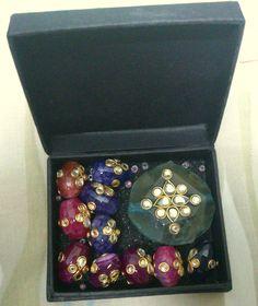 Few lovely beads