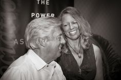 Me with my mentor and friend John Maxwell, 2014. I'm honored to be a Maxwell certified coach, speaker, and trainer on his leadership team!