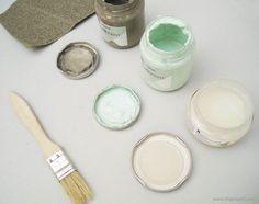 Guía sobre el uso de la pintura chalk paint