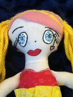 Mermaids & Rag Doll flickr.com/photos/nspf