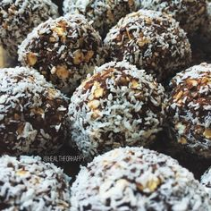 Chocolate Bliss Balls (Makes around 8)  Ingredients 1 cup dates 1 cup mixed nuts/seeds/oats/coconut (I usually go for a mixture of cashews, almonds, walnuts, flaxseed) 2 tbsp raw cacao powder 1 tbsp Natural Raw C coconut water (or water) 2 tbsp desiccated or shredded coconut  Method Blend all ingredients until it forms a dough, adding coconut water/water as needed. Roll mixture into 8 even balls. Roll in coconut and enjoy!
