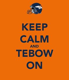 #Tebow on