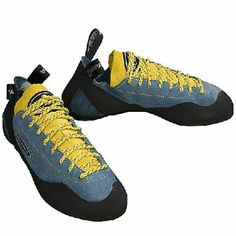 Scarpa Eclipse Rock Climbing Shoes Only Used Once Wrong Size Men's 7 W8 39.5 on Scarpa Size Chart Like New Scarpa  Shoes