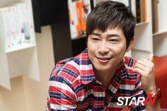 Kang Ji Hwan INTERVIEW PICTURES FROM STARN.