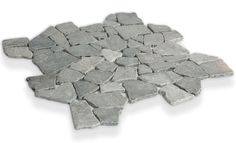 <p>Random Tile brings a unique and dramatic design statement to any space. Using a wide range of random shaped and sized stones, we create customized tiles that interlock seamlessly to cover any area. The process of individually creating each interlocking tile insures that your installation will be uniquely tailored with only the highest quality natural stones.</p>