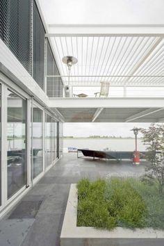 Steel Study House II / Archipelontwepers