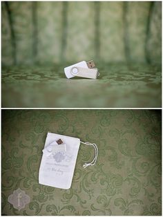 USB and USB pouch | Kayla F Photography