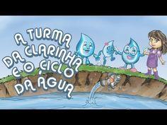 Pra Gente Miúda: Projeto para o dia da água