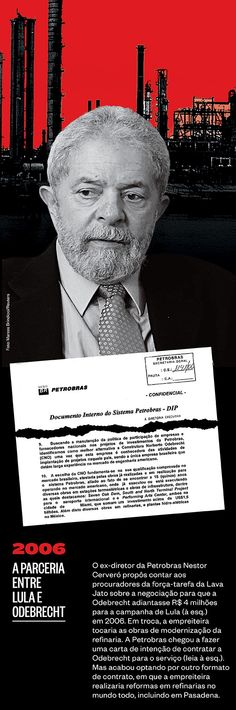 2006 - A parceria entre Lula e a Odebrecht (Foto: Marcos Brindicci/Reuters)