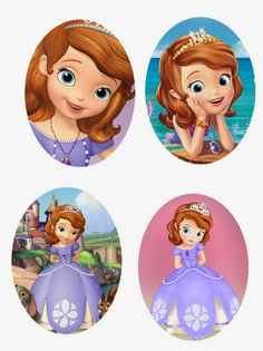 Folie du Jour Bottle Cap Images: Free Sofia the First 30 x 40 mm or 18 x 25 mm oval digital images Designer Pillow, Pillow Design, Princesse Party, Disney Princess Cupcakes, Princesa Sophia, Sofia The First Birthday Party, Mickey Mouse Clubhouse, Minnie Mouse, Bottle Cap Images