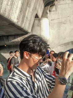 Khon Kaen, V Instagram, Boyfriend Photos, Cute Asian Guys, Theory Of Love, Dream Boy, Thai Drama, Couple Aesthetic, Handsome Boys