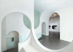 Art gallery in Beijing :: dezeen.com