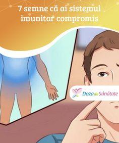 7 semne că ai sistemul #imunitar compromis  Ca să poți ține la distanță #virusurile și bolile, este esențial să ai un sistem imunitar #puternic și #sănătos. Citește în continuare pentru a descoperi dacă sistemul tău imunitar a fost sau nu compromis! Good To Know, Disney Characters, Medicine
