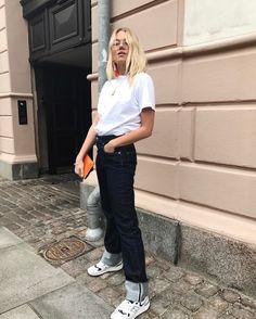 """357 Likes, 3 Comments - FREJA WEWER (@frejawewer) on Instagram: """"Weekday Jeans #favorites #weekdayjeans"""""""