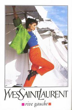 Yves Saint Laurent c.1992