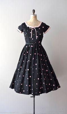 1950s Doo-Wop party dress    #vintage #1950s #vintagedress