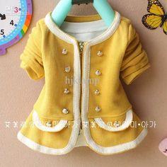 Fashion Baby Girl zipper cardigans,Spring coat,Children sweater