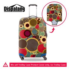 Fantasy Sky Labels With Privacy Cover For Travel Bag Suitcase Travel Accessory Luggage ID Tag